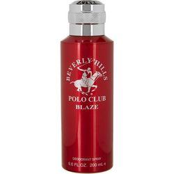 Beverly Hills Polo Club Blaze Mens Deodorant Spray