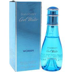 Zino Davidoff Cool Water Womens 1.7 fl. oz. EDT Spray