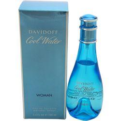 Zino Davidoff Cool Water Womens EDT 3.4 oz. Spray