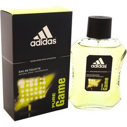 Adidas Pure Game Mens EDT Spray 3.4 fl. oz.