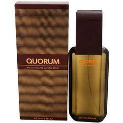 Quorum Mens EDT Spray 3.4 fl. oz.