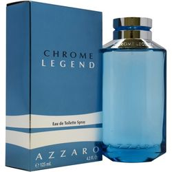 Azzaro Chrome Legend Mens 4.2 fl. oz. EDT Spray