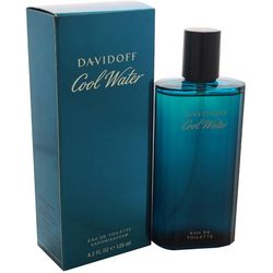 Zino Davidoff Cool Water Mens 4.2 fl. oz. EDT Spray
