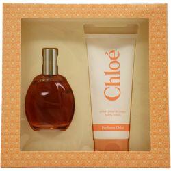 Karl Lagerfeld Chloe Womens Perfume & Body Spray Set