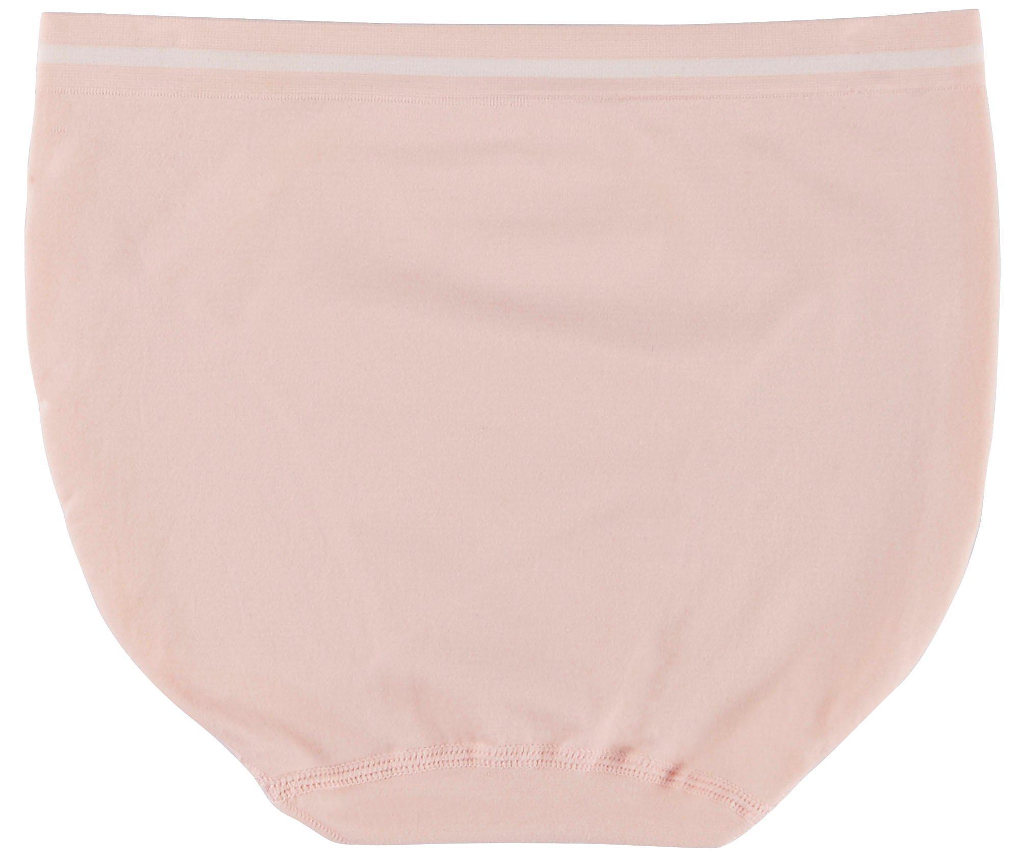 f8efde6e852d Ellen Tracy 3-pk. Seamless Hi-Cut Panties 51220P3 | eBay
