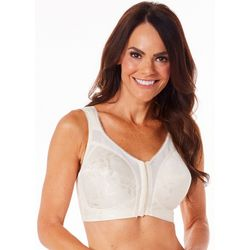 Playtex 18 Hour Front Close Comfort Strap Bra 4695