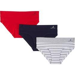 Nautica 3-pk. Cotton Spandex Hipster Panties NT4429