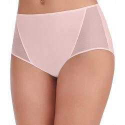 Vanity Fair Breathable Luxe Hi Cut Brief Panties
