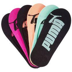 Puma Womens 6-pk. Microfiber Sport Liner Socks