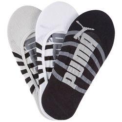 Puma Womens 6-pk. Stripe Microfiber Sport Liner Socks