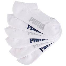 Puma Womens 6-pk. Cool Cell No Show Socks