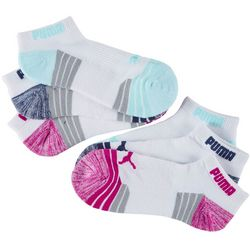 Puma Womens 6-pk. Superlite Terry Low Cut Socks
