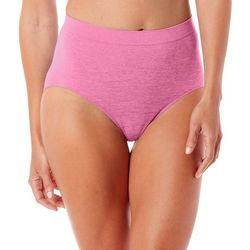 Bali Comfort Revolution Seamless Brief Panties 803J