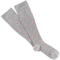 Dr. Motion Womens Cat Compression Knee Socks