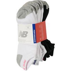 New Balance Mens 8-pk. Performance Ankle Socks
