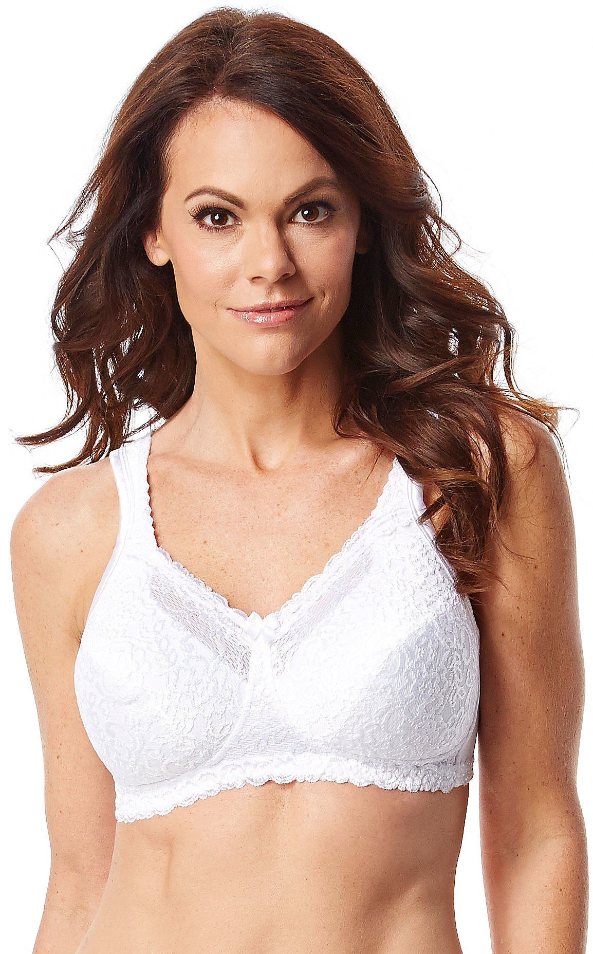 27c4802073a63 Playtex 18 Hour Cool Comfort Lace Bra 4088