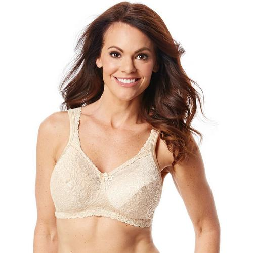 7375cc8635 Playtex 18 Hour Cool Comfort Lace Bra 4088