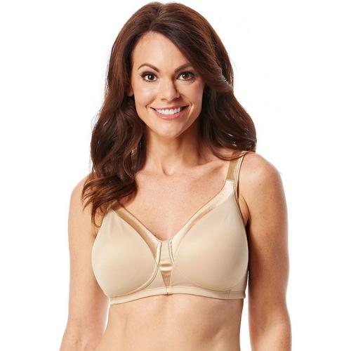 aea4ae6fb4270 Playtex 18 Hr Sleek And Smooth Wirefree Bra 4803