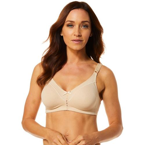 911122c96b Bali Cotton Double Support Wirefree Bra 3036