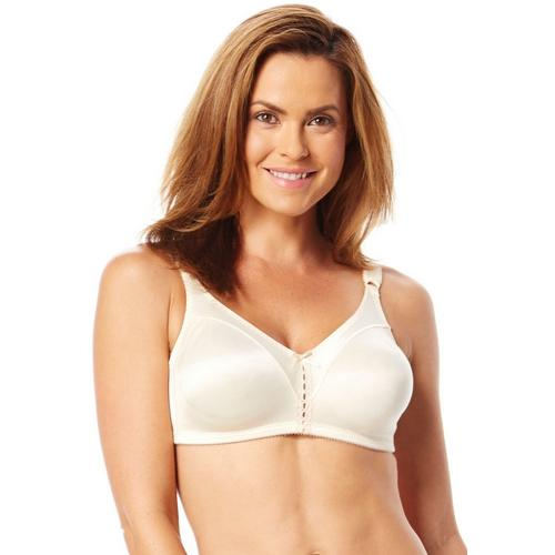 18a0de8c5b Bali Double Support Wirefree Bra- 3820