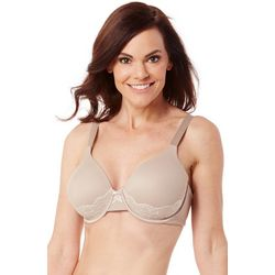 Vanity Fair Beauty Back Lace Underwire Bra 76382