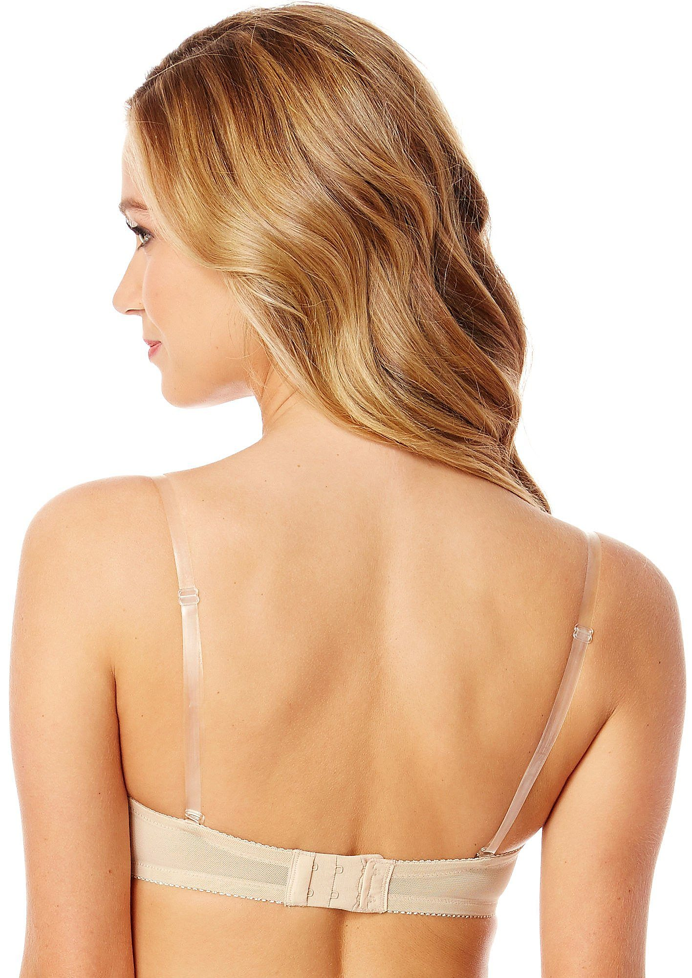 4f60a4d887 Lily Of France Gel Touch Strapless Bra 2111121
