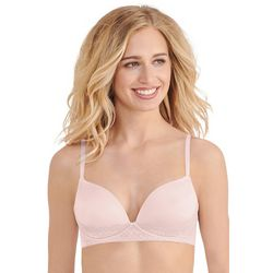 Lily Of France Perfect Lift Lace T-Shirt Bra