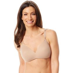 Warner's No Side Effects Wirefree Bra 1056