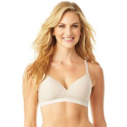 Warner's Play It Cool Wirefree Bra RN3281A