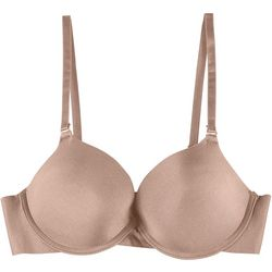 Rene Rofe Solid Fused Push Up Bra B27472