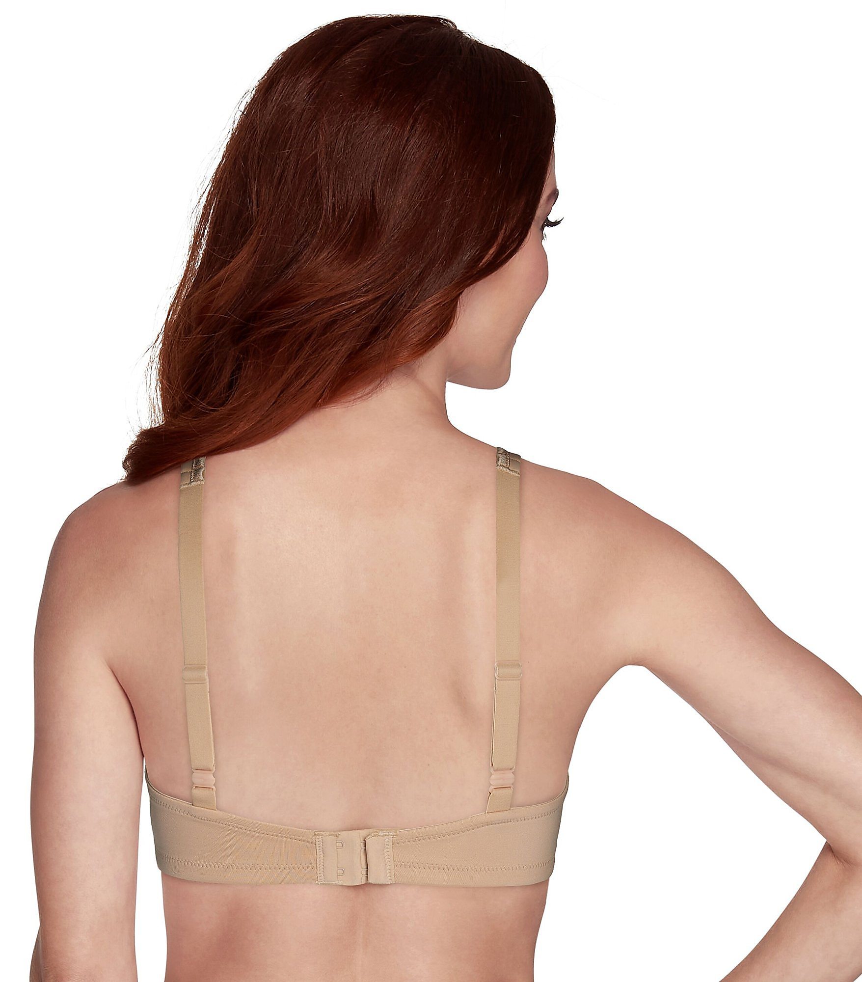 Details about  /Vanity Fair Body Caress Wirefree Bra 72335