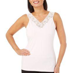 Bay Studio Reversible Lace Neckline Camisole