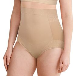 Bali Comfort Revolution Firm Control High Waist Briefs