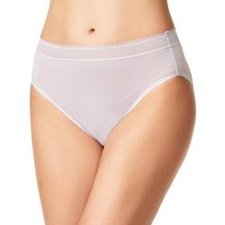 Warner's No Pinch No Problem Hi Cut Panties 5138