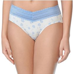Warner's No Pinching No Problems Lace Hipster Panties