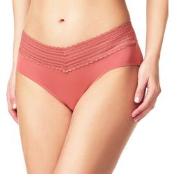 Warner's No Pinching No Problems Lace Hipster Panties