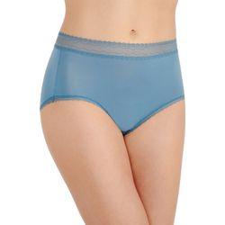 Vanity Fair Flattering Lace Trim Brief Panties 13281