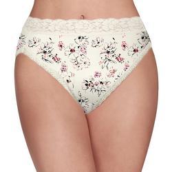 Comfort High Cut Brief Panties 13280