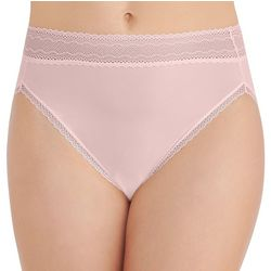 Vanity Fair Comfort High Cut Brief Panties 13280