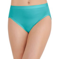 Vanity Fair Comfort X3 Hi-Cut Brief Panties 13164