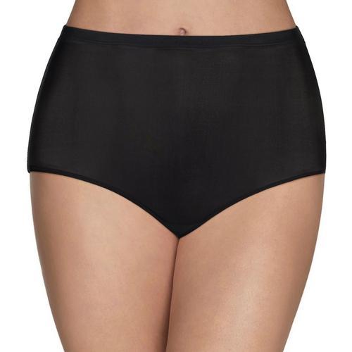 Women Underwear Breathable Smooth Panty Elastic Low Waist Briefs WST 01