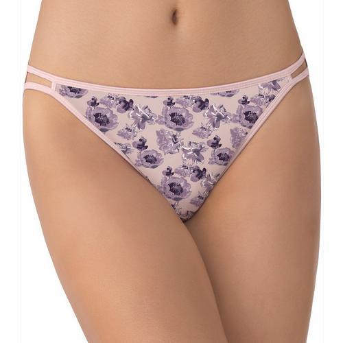 2948c41bfb Vanity Fair Illumination Side Cutout Bikini Panties 18108
