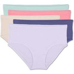Fruit of The Loom 5-pk. Breathable Micro-Mesh Brief Panties