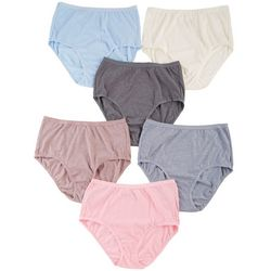 Fruit Of The Loom 6-pk. Ultra Soft Brief Panties