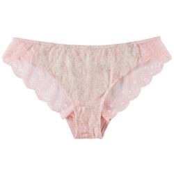 Maidenform Comfort Devotion Lace Back Tanga Panty