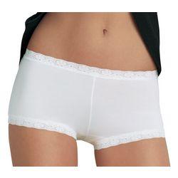 Maidenform Lace Trim Boyshort Panties 40760