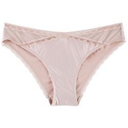 Maidenform Comfort Devotion Lace Trim Ruched Hipster Panties