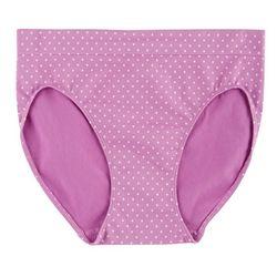Bali One Smooth U All Over Hi Cut Panties - 2362