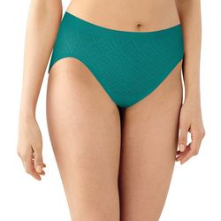 Seamless Hi-Cut Panties 303J