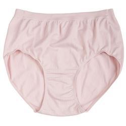 Comfort Revolution Solid Brief Panties 803J50
